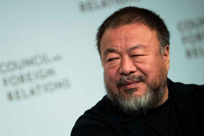 Ai Weiwei Defends the Guggenheim's China Show Against Animal Rights Protests