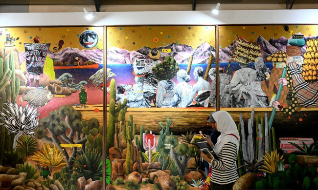 The Indonesian Economy Is Poised to Boom. Can Art Jakarta Capitalize on Its Potential?