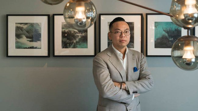The next gen trying to boost Hong Kong's growing art scene