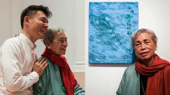 Farewell to Singapore's veteran artist, Chng Seok Tin