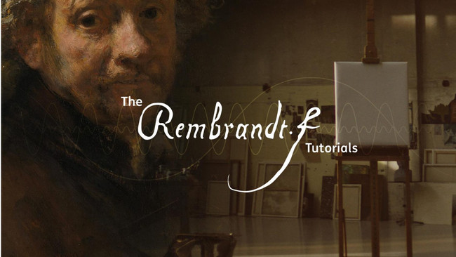 J. WALTER THOMPSON RETURNS REMBRANDT ONCE MORE TO TEACH YOU HOW TO PAINT