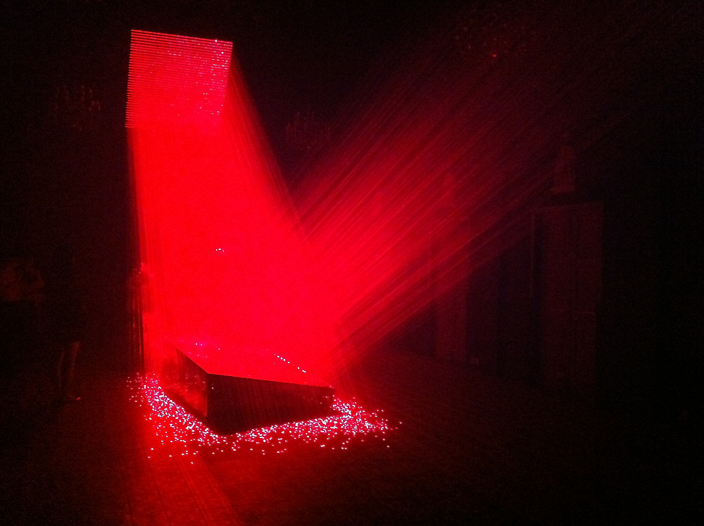 V by Li Hui, 2011, Installation, Variable dimensions, Burger Collection. Courtesy of artist