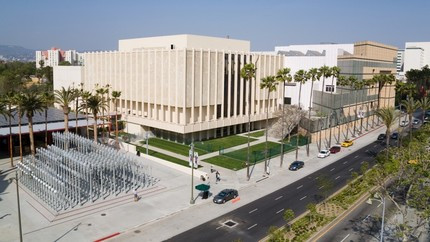 LACMA TO PARTNER WITH YUZ MUSEUM AND QATAR MUSEUMS ON FUTURE PROGRAMMING