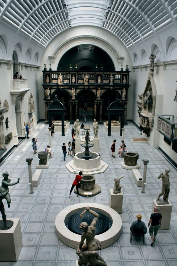 HOW UNPAID WORK IS KILLING OFF MUSEUMS