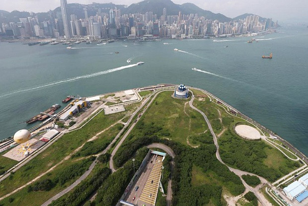 Hong Kong will build branch of Beijing's Palace Museum