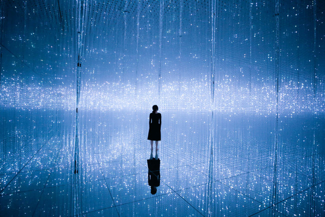 teamLab's Tokyo Museum Has Become the World's Most Popular Single-Artist Destination, Surpassing the