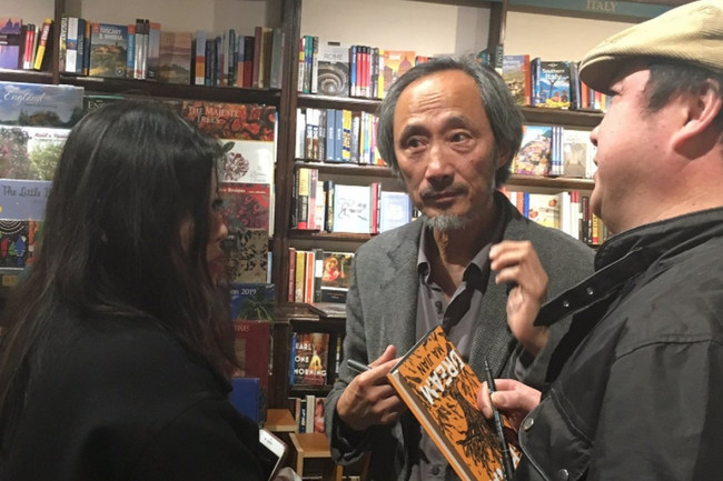 Chinese dissident author Ma Jian's talks at Hong Kong's Tai Kwun arts centre cancelled