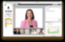 AudioDesk + Tchat multilingue + Vidéo + Docs