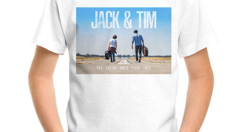 Jack & Tim T. Shirt