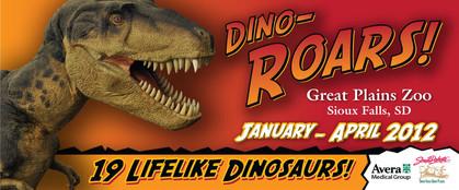GPZ - Dino-Roars Billboard