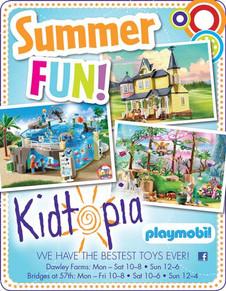 Kidtopia July19