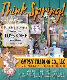 GypsyTradingCo. Apr19