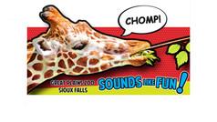 GreatPlainsZoo - Giraffe Billboard