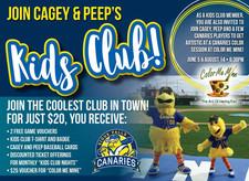 Canaries KidsClub