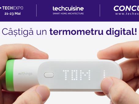 Regulament Concurs TechCuisine.ro & Bucharest Tech Week