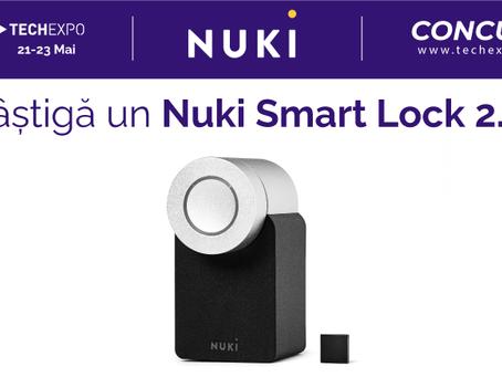 Regulament Concurs Nuki & Bucharest Tech Week