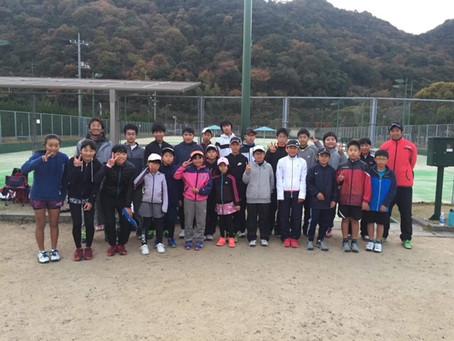 11/23(金)TCART 合同練習試合