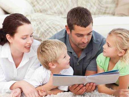 Самые распространенные ошибки, допускаемые родителями при обучении детей чтению