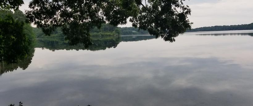 Mystic Lake Fishing