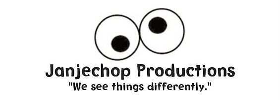 Logo for Janjechop Productions.