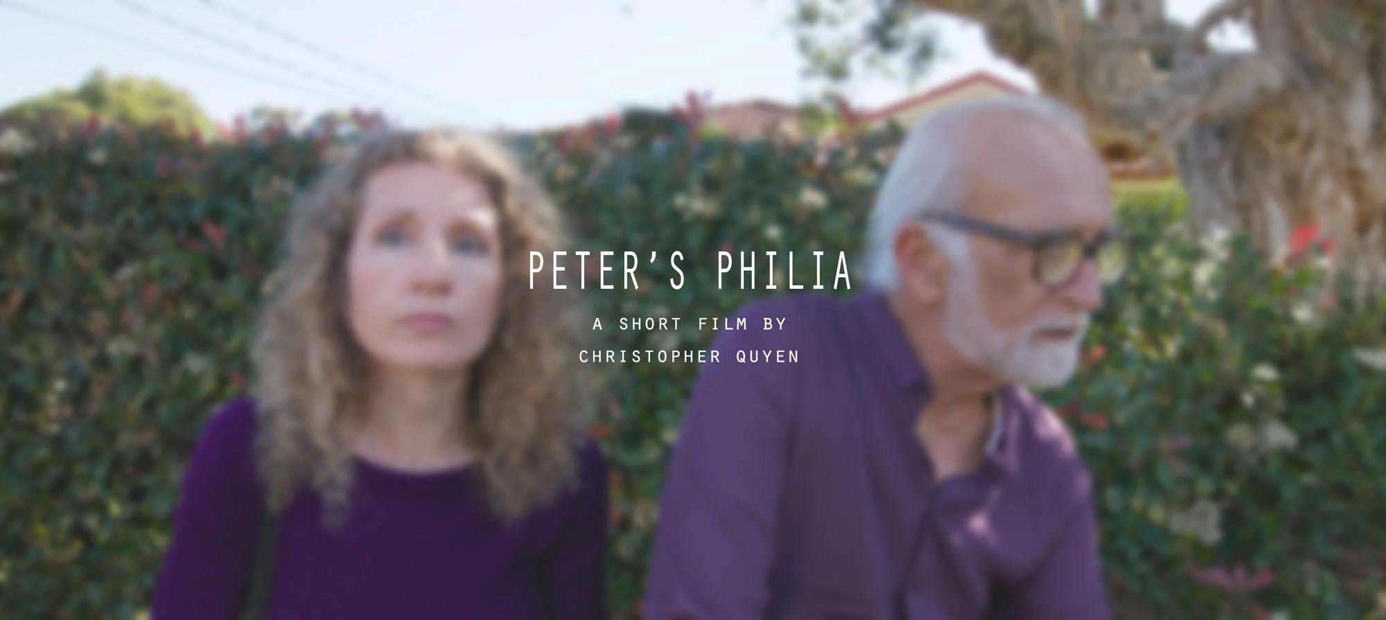 Peter's Philia