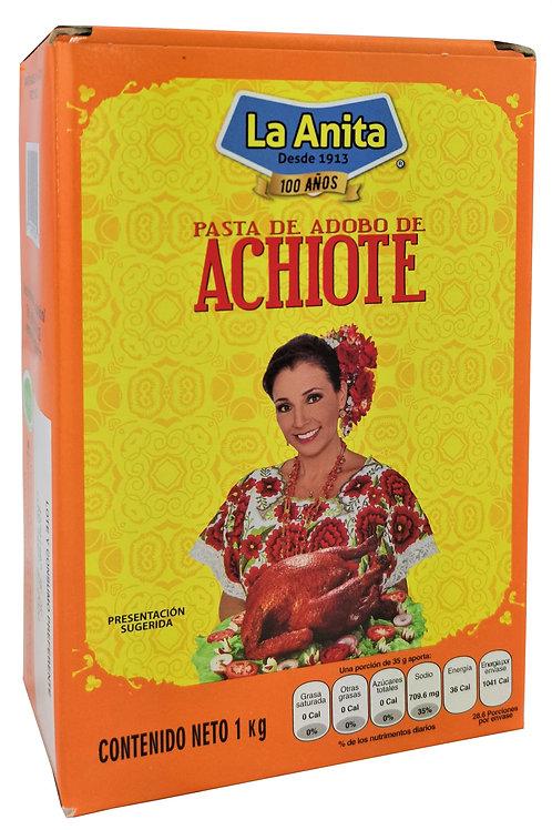 Achiote La Anita - 100 gr.
