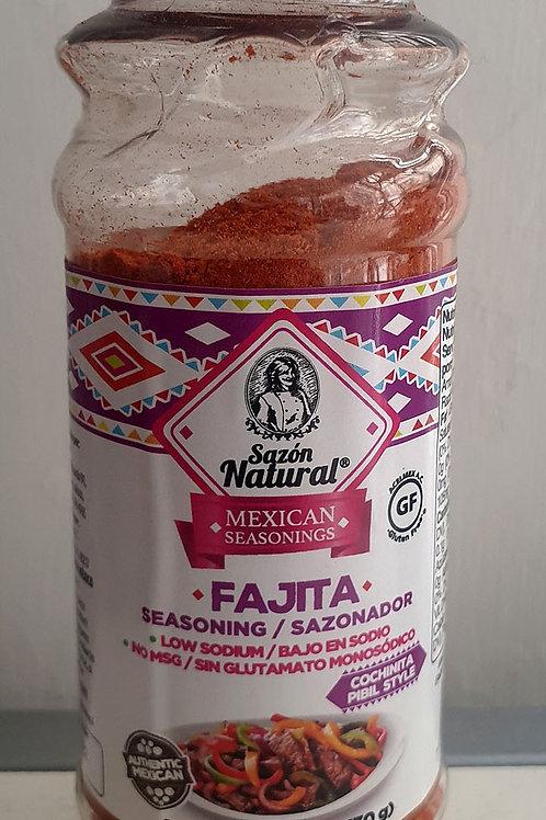 Sazonador para Fajitas y Cochinita Pibil