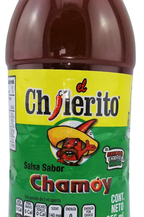 "Salsa sabor Chamoy ""Chilerito"" - 355 ml"