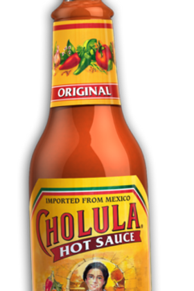 "Salsa ""Cholula"""
