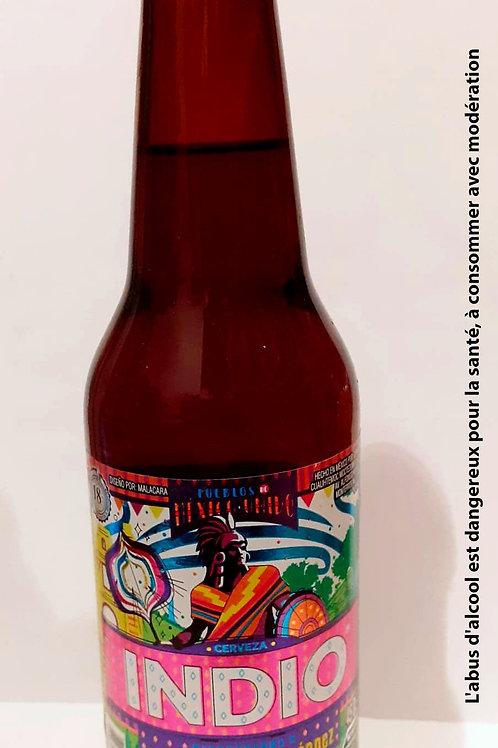 Cerveza INDIO - 355 ml - 4,1°