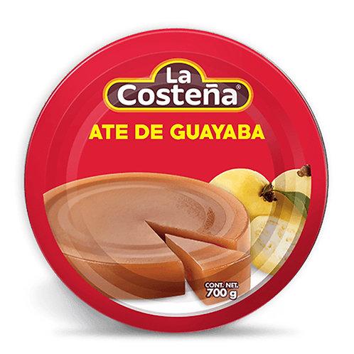 Ate de Guayaba, La Costeña - 700 g.