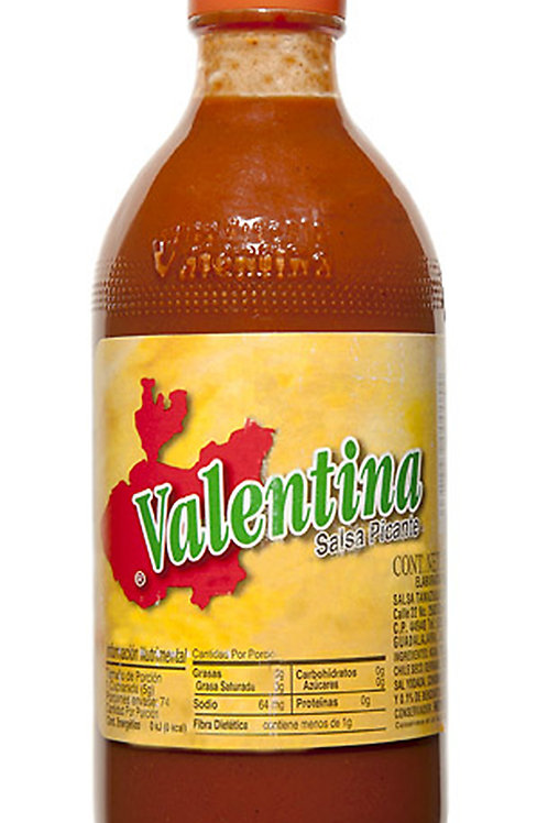 Salsa Valentina etiqueta roja - 377 ml