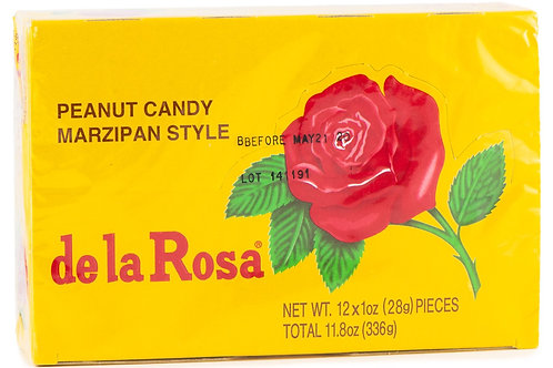 Mazapan de la Rosa -12 piezas - 336 g.