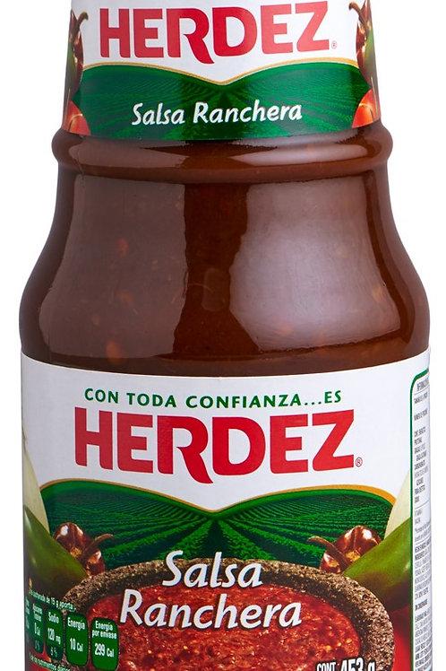 Salsa Ranchera Herdez - 453 gr