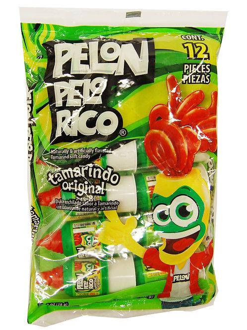 Pelon Pelo Rico - 12 piezas - 336 g.