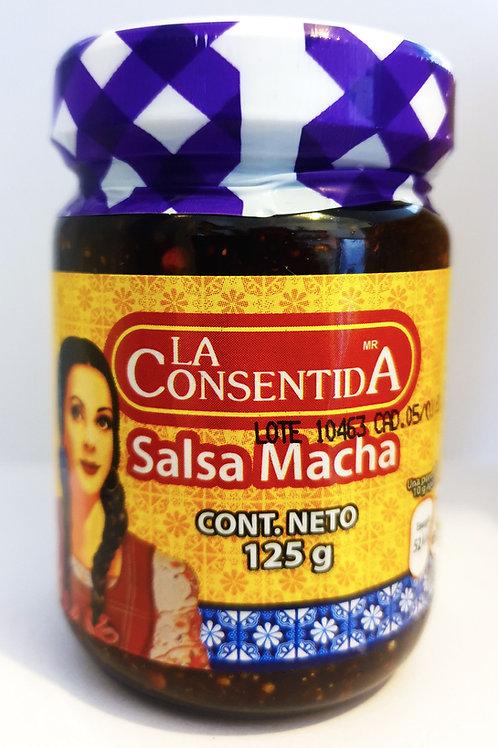 Salsa Macha, La Consentida - 125 gr