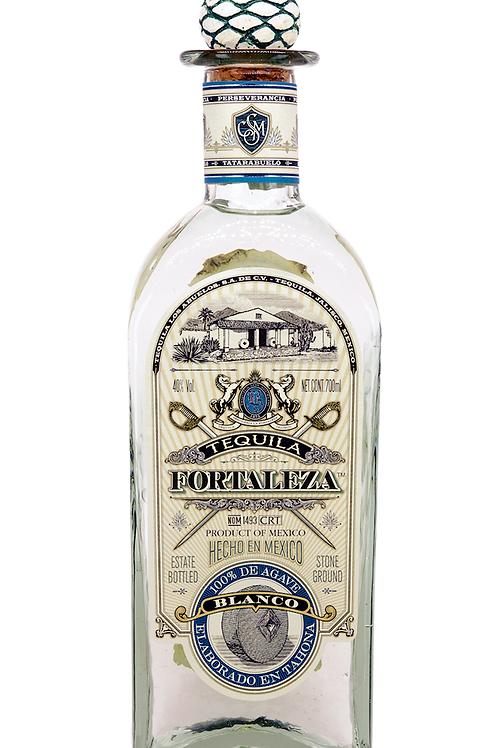 Tequila blanco Fortaleza - 100% agave - 700 ml