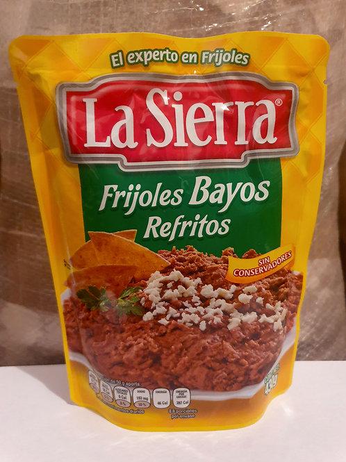 Frijoles refritos bayos La Sierra - 430 g