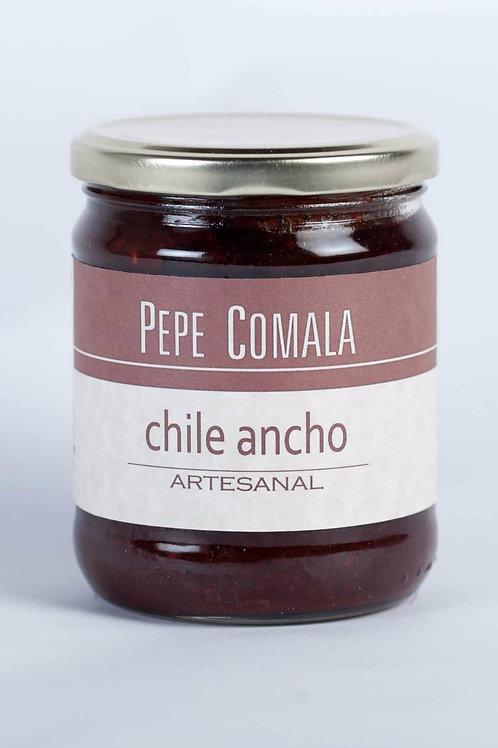 Salsa de chile ancho, Pepe Comala - 465 g