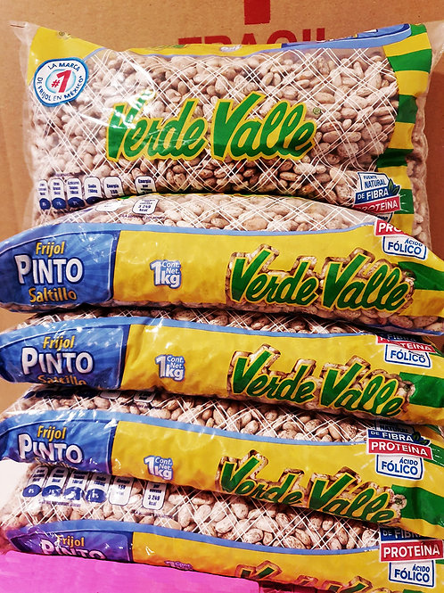 Frijol Pinto, Verde Valle - 1 kilo