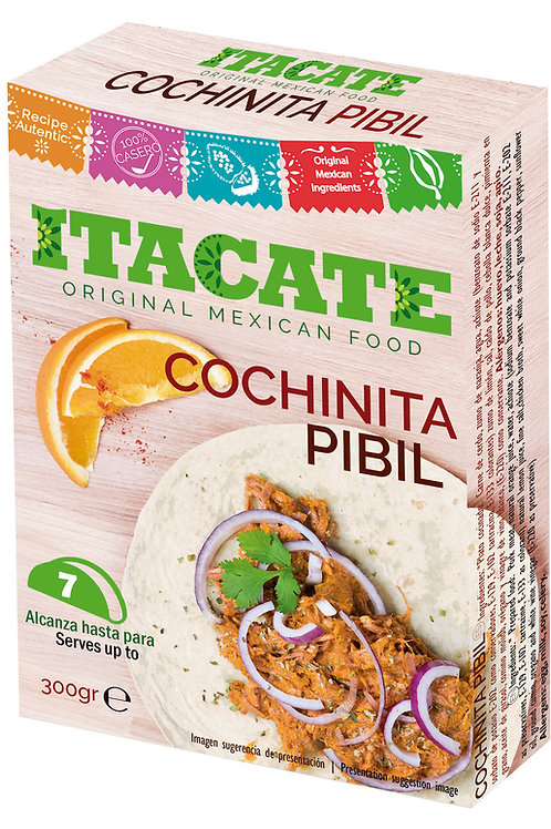 Cochinita Pibil, Itacate - 300 g - Listo para comer