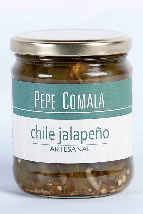 Chiles Jalapeños Pepe Comala - 460 g