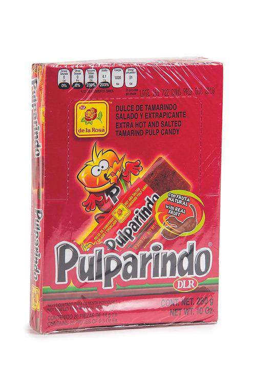 Pulparindo Extra Picante - De la Rosa - 280 gr
