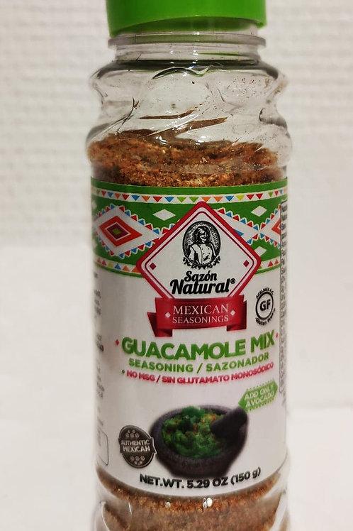 Guacamole Mix Sazonador - Sazón Natural - 150 gr