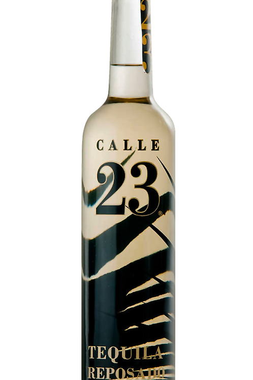 """Tequila """"Calle 23"""" Reposado - 100% agave - 700 ml"""