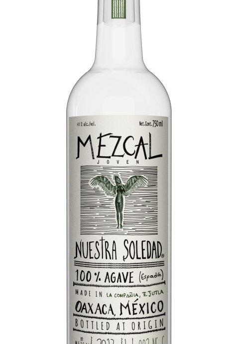 Mezcal Nuestra Soledad - 100% Agave Espadin