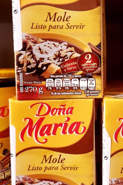 Mole Doña Maria, listo para servir - 360 gr