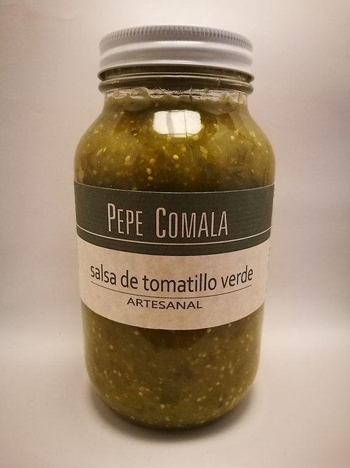 Salsa de tomatillo verde - 960 g