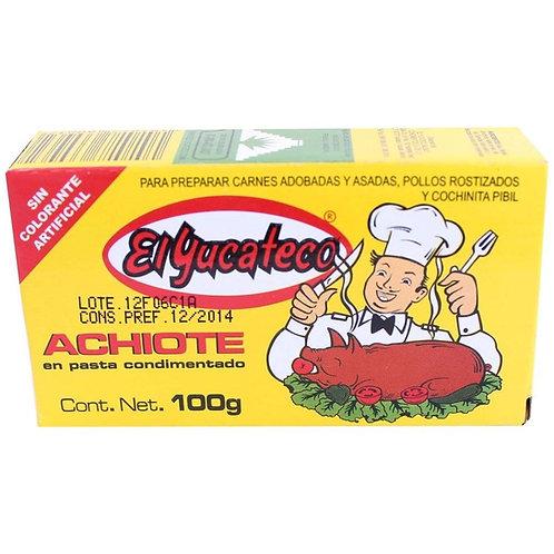 Achiote El Yucateco - 100 ml