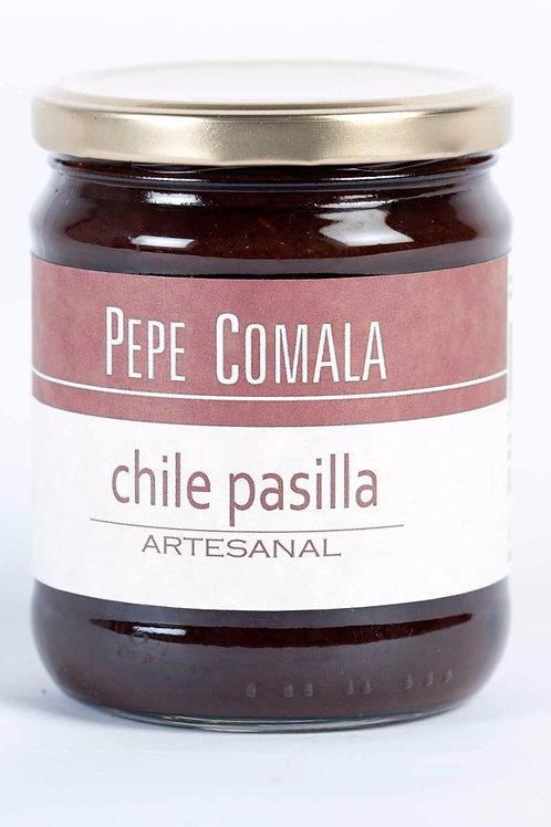 Salsa de chile Pasilla, Pepe Comala - 465 g